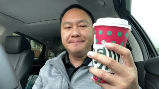 FREE Holiday ReUsable Cup At Starbucks