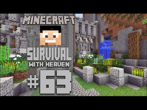 Minecraft Survival with heaveN: PVP и ЕКСТЕРИОР - Епизод #63