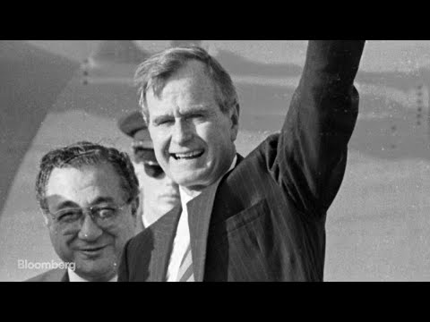 President George H.W. Bushs Life and Legacy