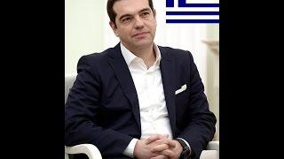 Powitanie premiera Grecji w europarlamencie / 08.07.2015 / Zakończenie Referendum