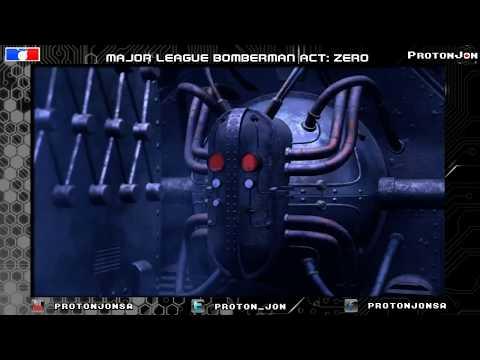 Bomberman: Act Zero - Night Four - Tournament Test Night - Part 1/14