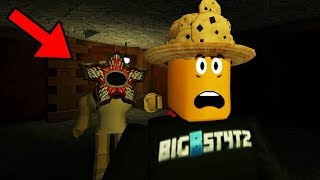 STRANGER THINGS HAPPEN! (Roblox Flee The Facility)