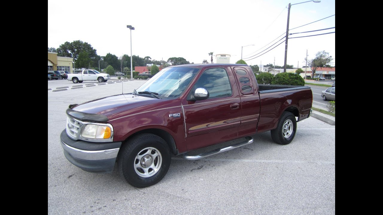 Sold 1999 ford f 150 xlt supercab meticulous motors inc florida for sale youtube