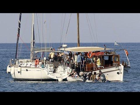 Israeli forces intercept aid for Gaza protest flotilla