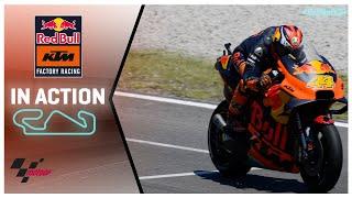 homepage tile video photo for KTM in action: Gran Premi Monster Energy de Catalunya