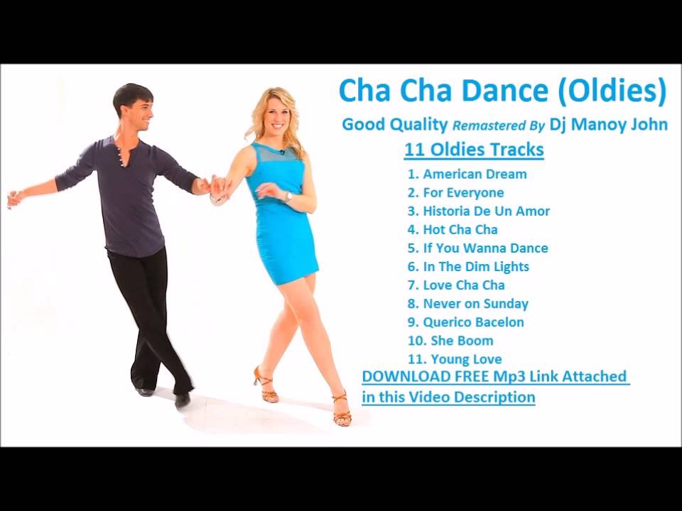 Cha-Cha Song Lists for Country & Pop Nightclubs & Deejays