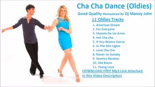 Dj Manoy John - Cha Cha Dance Oldies (Remastered)