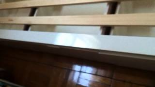 Cb2 stowaway bed assembly service in DC MD VA by Furniture Assembly Experts LLC