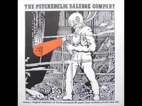 VA – The Psychedelic Salvage Company Vol 1 : 60s Progressive Space Kraut Rock Music Compilation LP