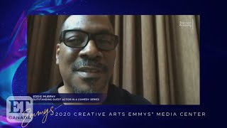 Eddie Murphy Wins First Emmy For 'SNL' Appearance