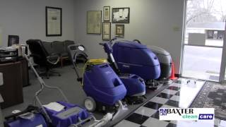 Janitorial Equipment, Floor Scrubbers, Vacuums, Carpet Cleaning Chemicals by Baxter Clean Care