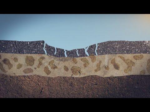 How do potholes form? - YouTube