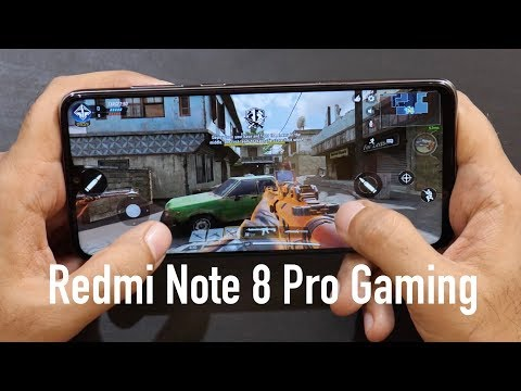 Redmi Note 8 Pro Gaming Review With PUBG & Call Of Duty