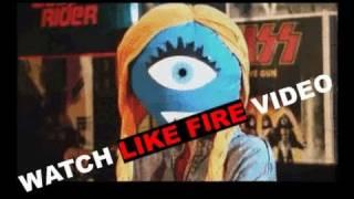 Cyanna - Like Fire