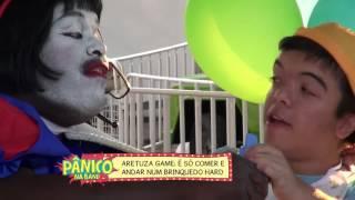 PÂNICO TROLLAGENS: ARETUZA KIDS GAME (C/ MC MELODY E ANÕES)