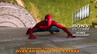 "SPIDER-MAN: HOMECOMING - ""Friendly Neighborhood Spider-man"" Now on Blu-ray!"