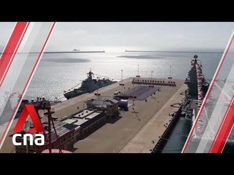 China, Russia And Iran To Conduct Joint Naval Drills In Gulf Of Oman