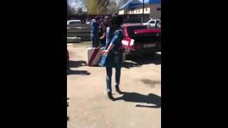 Девушка классно танцует лезгинку. 💗😍