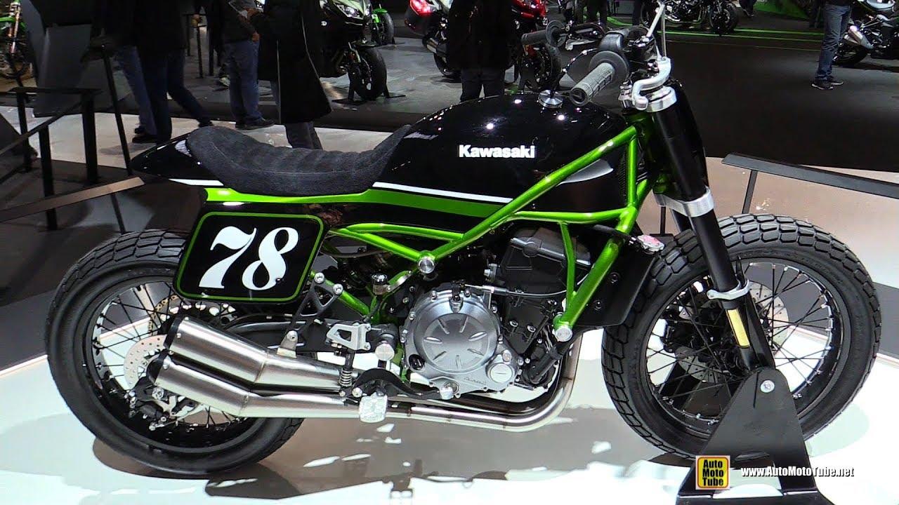 2017 Kawasaki Z650 Customized By MRS Oficina