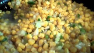 Corn Maque Choux (Mock Shoe)
