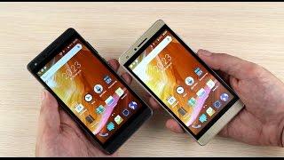 Обзор смартфона Vertex Impress Open в стильном эргономичном корпусе!