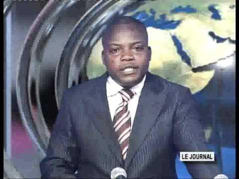 Information Prix RICE sur Télé Congo