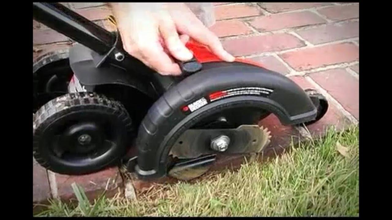 Black decker edgehog 2 in 1 electric edger le750 youtube greentooth Choice Image