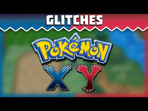 Pokemon X And Y Glitches - Game Breakers