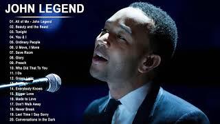 John Legend Greatest Hits Full Album - Best English Songs Playlist of John Legend 2020