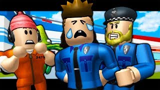 OFFICER ROOFUS GETS ARRESTED!!! ( A Roblox Jailbreak Roleplay Story)