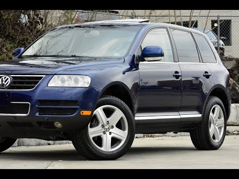 2005 Volkswagen Touareg V8 Springfield MO Used Cars by Telos Automotive Group 071657