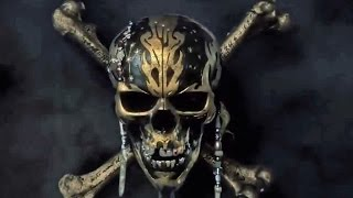 Pirates of the Caribbean 5: Dead Men Tell No Tales | official trailer #1 (2017)