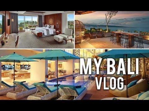 REVIEW FANCY HOTEL BALI :')