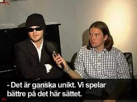 The Rasmus - Interview on Aftonbladet'05