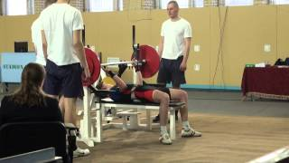 Александр Токарчук - Рекорд Москвы - 90 кг - жим лежа  в кат. до 53 кг!(, 2015-03-23T20:39:53.000Z)