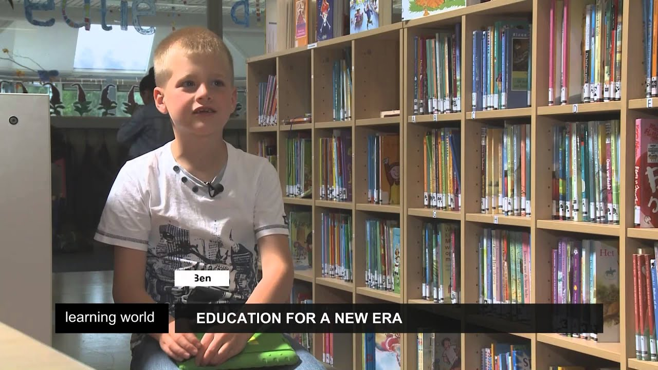 The Netherlands' 'Steve Jobs Schools' - Education for a New Era (Learning World S4E42, 1/3)