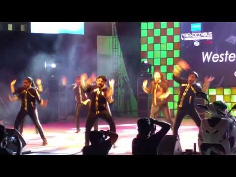 CEZANNE Amity university Group Dance @ IIT Delhi