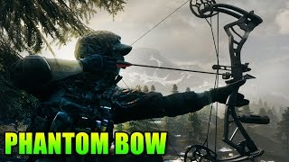 Battlefield 4: Ultimate Phantom Bow Guide - How To Aim The Bow!