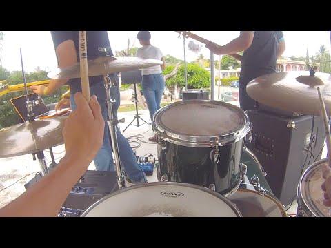 GRK Worship - Sing it Again (Planetshakers)  - DrumCam