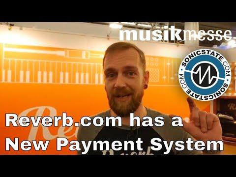 MESSE 2018 Reverb.com Announces New Payment System