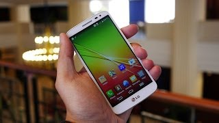 LG G2 Mini First Look and Hands On!