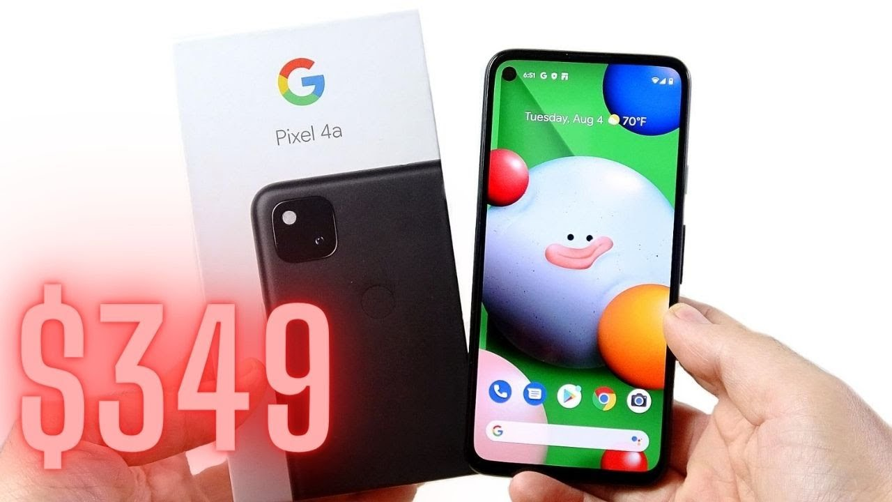 Download Google Pixel 4a First Look!