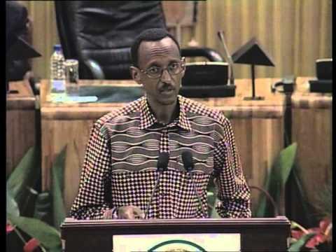 Umushyikirano - 2nd National Dialogue 2004 (Day 1 - Part 1)