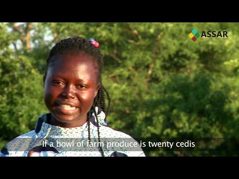 Preparing for the future of agriculture and food in Ghana's Upper West Region | 2019