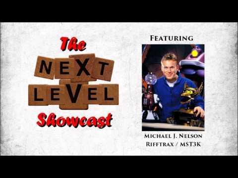 Showcast S02 E24 - Michael J. Nelson Interview (Rifftrax/MST3K)