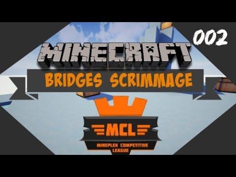 Mineplex BCL Scrimmage #2 Accelus VS. Lenny Face (T1 RANK 1)