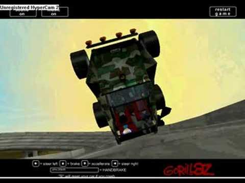 Gorillaz Game