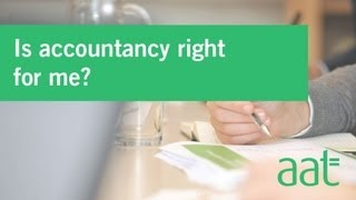 1. Is accountancy right for me?