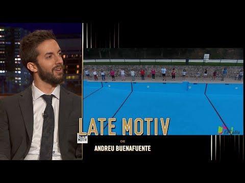 """LATE MOTIV - La piscina de Orcera III """"Y por fin la medisió""""  LateMotiv258"""