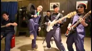 《洗脚水没烧》恶搞圣斗士星矢上海话版MV.flv